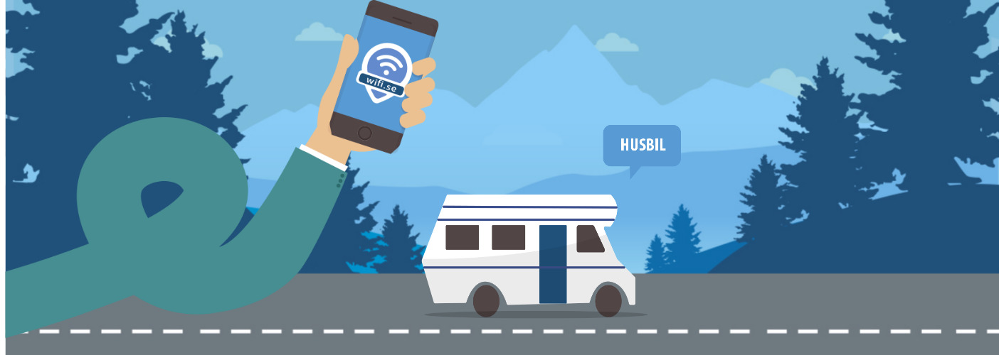 WIFI I HUSBIL - wifi.se