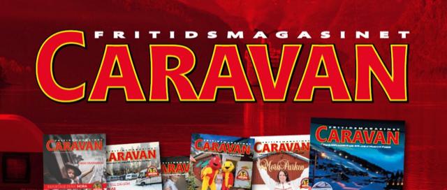Fritidsmagasinet Caravan