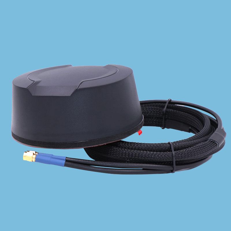 Extern antenn husbil